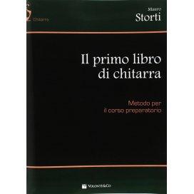 STORTI IL PRIMO LIBRO DI CHITARRA