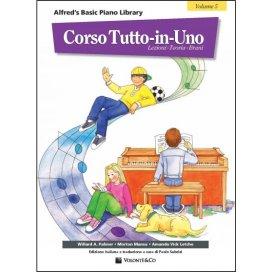 PALMER/MANUS CORSO TUTTO IN UNO PIANOFORTE LIVELLO 5 MB109