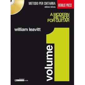 LEAVITT MODERN METHOD VOLUME 1 IN ITALIANO + CD