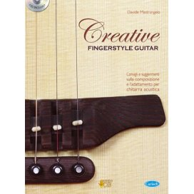 MASTRANGELO CREATIVE FINGERSTYLE + CD