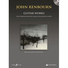 RENBOURN GUITAR WORKS + CD