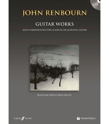 RENBOURN GUITAR WORKS + CD