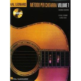 SCHMID/KOCH METODO CHITARRA VOLUME 1 CD