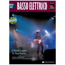 OVERTHROW BASSO ELETTRICO LIVELLO BASE + CD