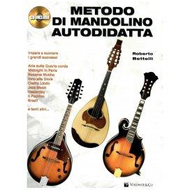 BETTELLI METODO MANDOLINO AUTODIDATTA + CD