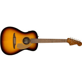 FENDER MALIBU PLAYER SUNBURST WN
