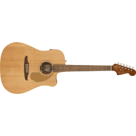 FENDER REDONDO PLAYER NATURAL WN