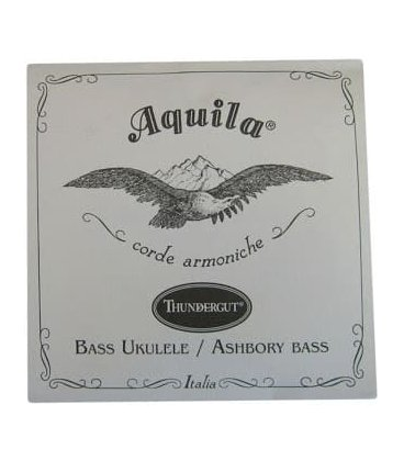 AQUILA 69U SET X UKULELE BASS AND ASHBORY 5 STRINGS