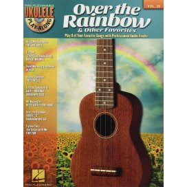 AAVV OVER THE RAINBOW & OTHER FAVORITES FOR UKULELE