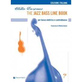 DOWNES THE JAZZ BASS LINE BOOK