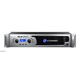 Crown xls1500 2x525w power amplifier