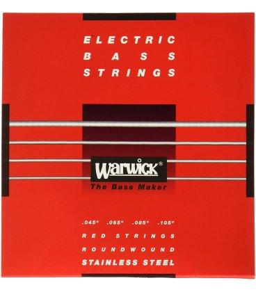 WARWICK M45/105 RED LABEL NICKEL