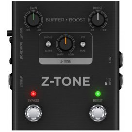IK Multimedia Z-TONE Buffer Boost - Preamplificatore/DI/Buffer a pedale