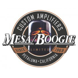 MESA BOOGIE STICKER RETRO