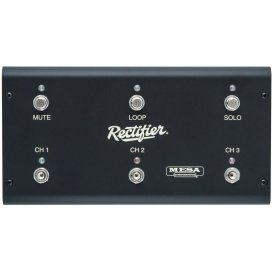 Mesa/Boogie footcontroller per Dual e Triple Rectifier (Multi-Watt) - cod. FC.REC-B