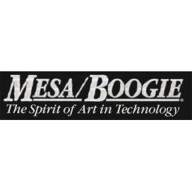 Mesa/Boogie Adesivo con logo Mesa/Boogie