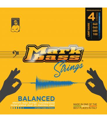 MARK BASS BALANCED NICKEL 40-100 4 STRINGS