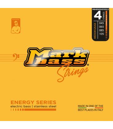 MARK BASS ENERGY STAINLESS STEEL 45-105 4 STRINGS