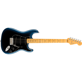 FENDER AM PRO II STRAT MN DARK NIGHT