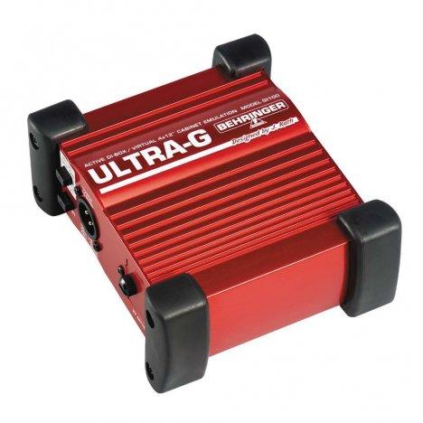 BEHRINGER GI100 ULTRA-G - ACTIVE DI-BOX