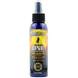 MUSIC NOMAD THE GUITAR ONE CLEANER 120 ML