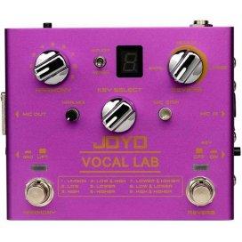 JOYO R-16 VOCAL LAB PEDAL EFFECT