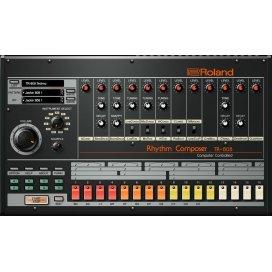 ROLAND CLOUD TR-808 PLUG IN