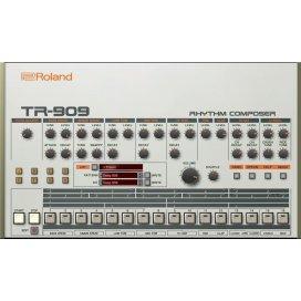 ROLAND CLOUD TR-909 PLUG IN