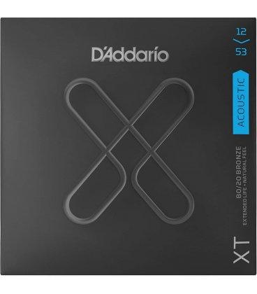 D'ADDARIO XTABR1253 80/20 BRONZE