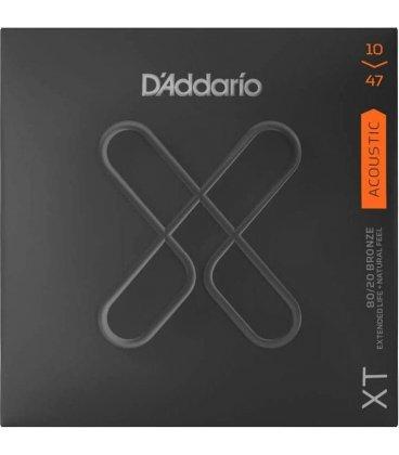 D'ADDARIO XTABR1047 80/20 BRONZE