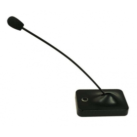 QUIK LOK QMG800BK CONFERENCE MICROPHONE+ CAVO AD100