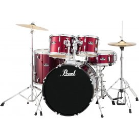 PEARL RS525SC/C91 ROADSHOW 5 PCS WINE RED