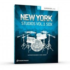 TOONTRACK SDX New York Studios Vol 1 (Codice)