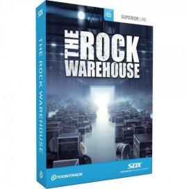 TOONTRACK SDX The Rock Warehouse (Codice)