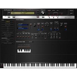 ROLAND CLOUD SRX ELECTRIC PIANO KEY