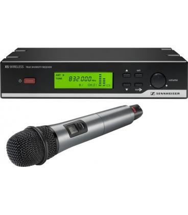 SENNHEISER XSW65 RADIO VOCAL MANO CONDENSER