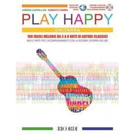 CAPPELLARI/FABBRI PLAY HAPPY + CD/MP3