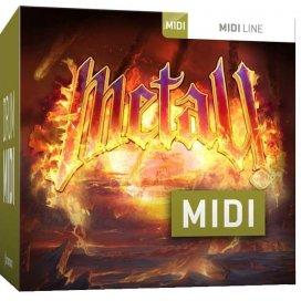 TOONTRACK Metal! MIDI