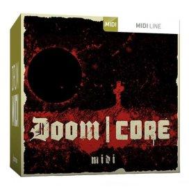 TOONTRACK Doom/Core Metal MIDI