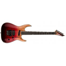 ESP LTD MH-1000 HS BLACK CHERRY FADE
