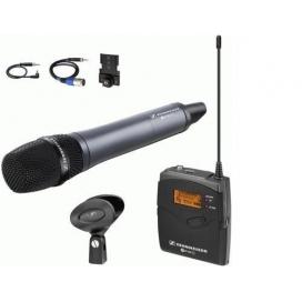 SENNHEISER EW135P-G3 RADIO CAMERA A MANO