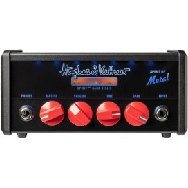HUGHES & KETTNER SPIRIT OF METAL HEAD