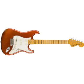 FENDER 1968 RELIC STRATOCASTER FADED AGED CANDY APPLE RED