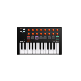 ARTURIA MINILAB MK II ORANGE EDITION