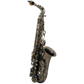 Roy benson as-202a sax alto finitura anticata