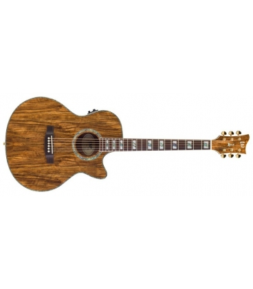 ESP LTD EW-O EXOTIC OVANGKOL NATURAL