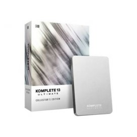NATIVE INSTRUMENTS KOMPLETE 13 ULTIMATE COLLECTOR'S ED
