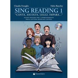 FENOGLIO/BANCHIO SING READING 1 + CD