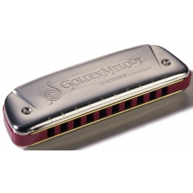 HOHNER GOLDEN MELODY B (SI)