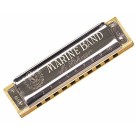 HOHNER MARINE BAND 1896/20 Ab (LAb)